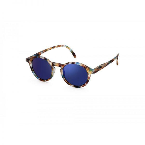 IZIPIZI #D Blue Tortoise Mirror